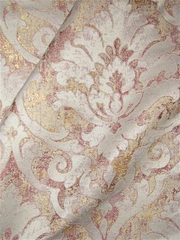 Tatania 705 Rose Gold Metallic Jacquard