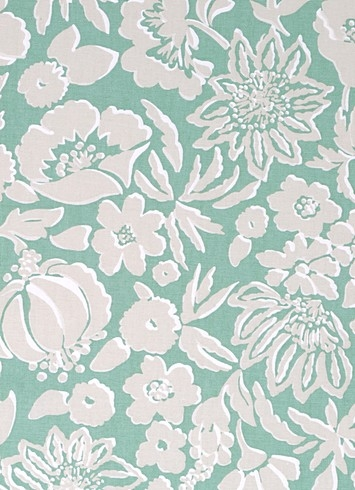 Thea Damask Aloe