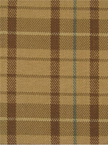 WHITTON PLAID - CAMEL