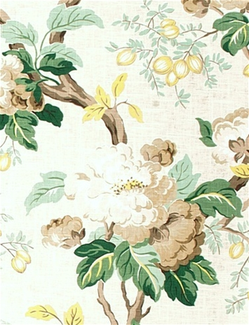 York Cypress Charlotte Moss Decorator Fabric