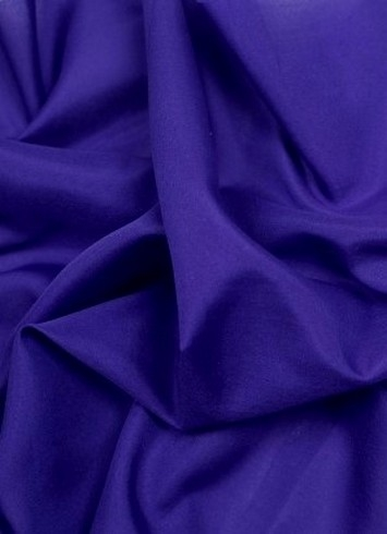 Deep Purple China Silk Lining Fabric