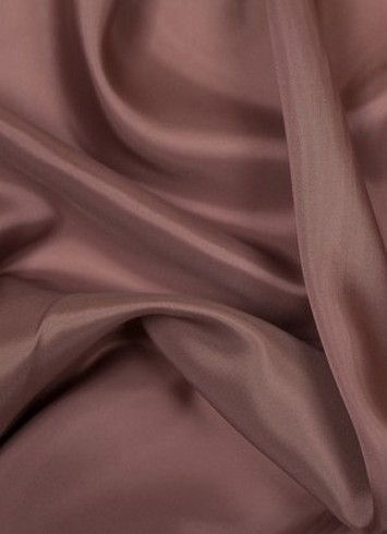 Dusty Pink China Silk Lining