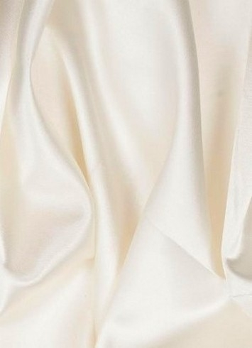 Ivory China Silk Lining Fabric