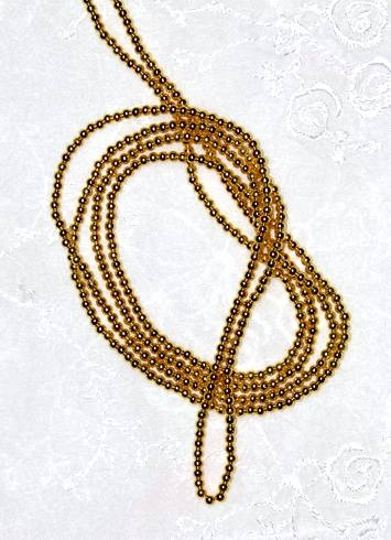 Gold Pearls 3MM