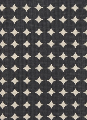 Ikat Dot Black