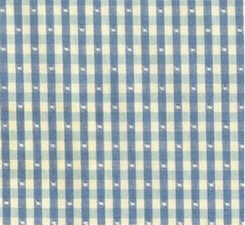 Linley Gingham 15 Blue