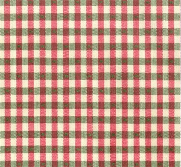 Linley Gingham 127 Pink Green