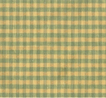 Linley Gingham 223 Sage Green