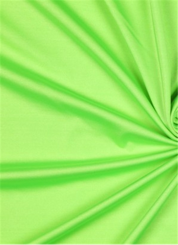 Neon Green China Silk Lining Fabric