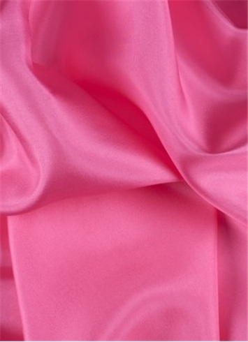 Neon Pink China Silk Lining Fabric