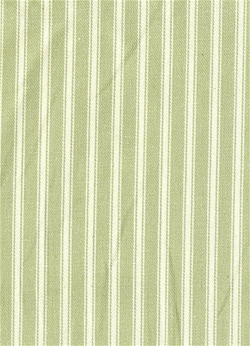 New Woven Ticking 27 Celadon