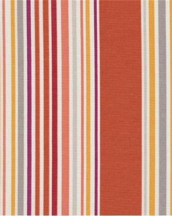 ODL Deck Chair Stripe Tangerine
