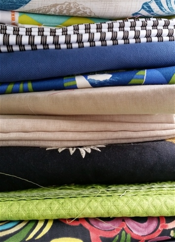 Outdoor Fabric Samples by the Pound