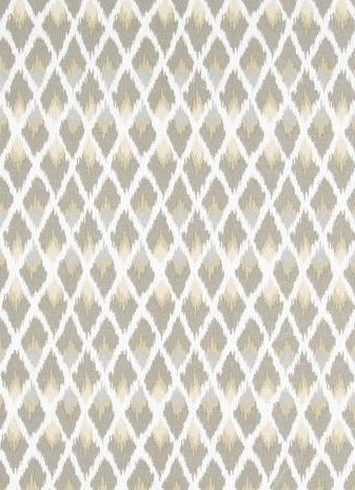 Posh Ikat Crypton Pewter