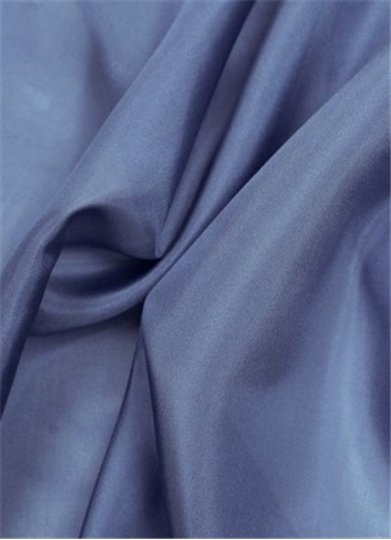 Steel Blue China Silk Lining Fabric