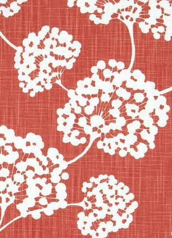 Toile Stems Crypton Coral