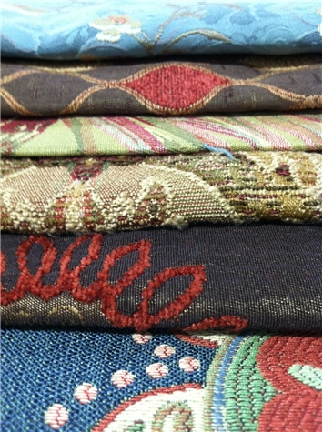 Upholstery Samples by the Pound