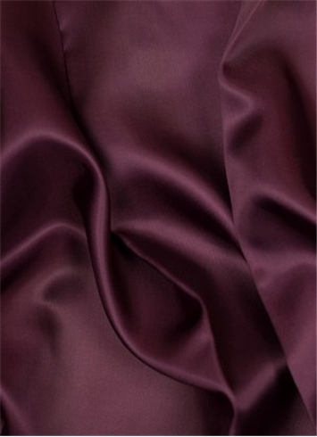 Wine China Silk Lining Fabric