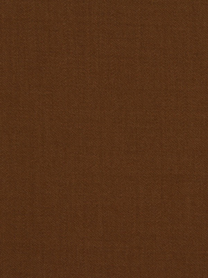 WOOL SATEEN TEAK
