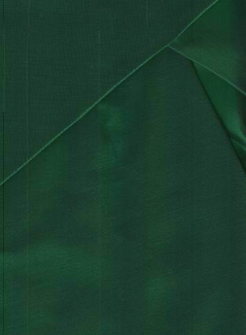 Emerald Iridescent Taffeta Fabric