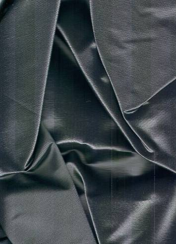 Steel Iridescent Taffeta Fabric