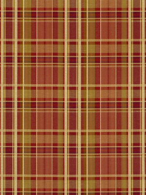 HUDSON PLAID PAPRIKA