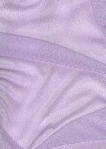 Pansy Sparkle Organza Fabric