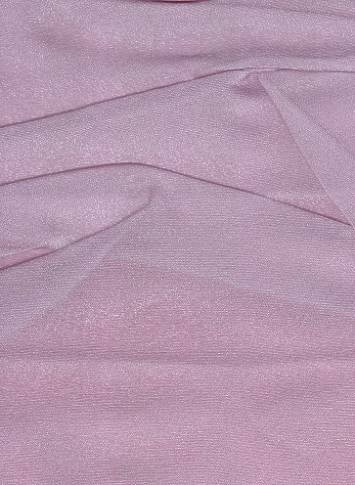Grape Sparkle Organza Fabric