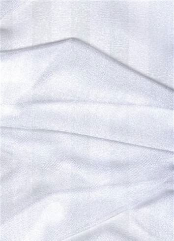 White Sparkle Organza Fabric