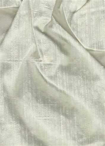 Ivory Silk Dupioni Fabric