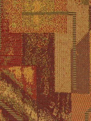 MOSAIC TUSCAN RED