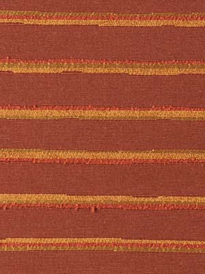 BOLD STRIPES TUSCAN RED
