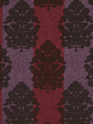 LUXURIOUS SILK PLUM