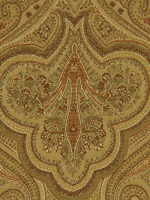 OXFORD PAISLEY ORO