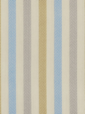 ZIGZAG LINES CHAMBRAY