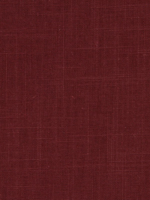 LINEN SLUB POMEGRANATE