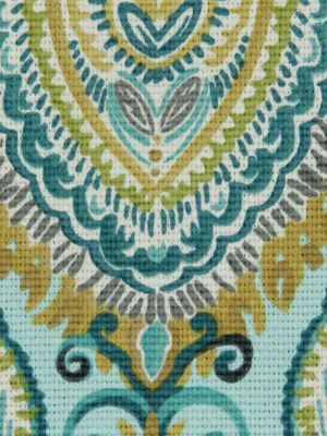 OMBRE PAISLEY POOL