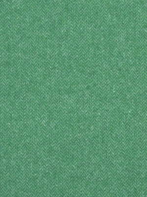 WOOL CHEVRON VIRIDIAN