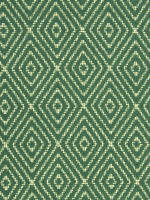RAISED GEO BILLIARD GREEN