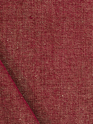 JUTE CHENILLE LACQUER RED