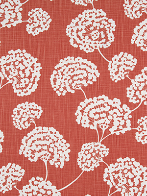 TOILE STEMS CORAL