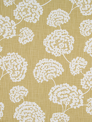 TOILE STEMS SOFT CITRON