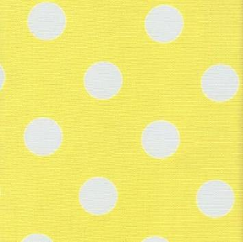 Polka Dot Yellow Outdoor