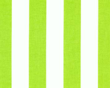 Canopy - Chartreuse/White