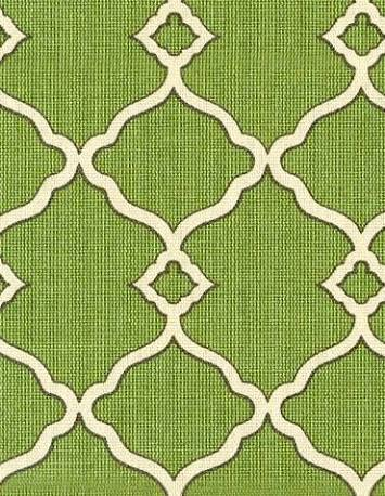 Chippendale Fretwork Moss Outdoor