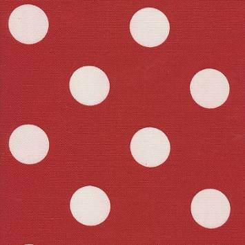 Polka Dot Red Outdoor
