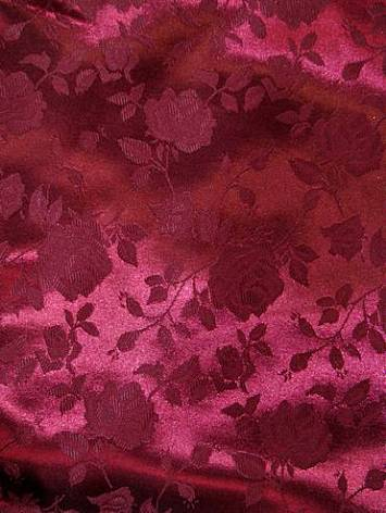 Wine j6 Eversong Brocade Fabric