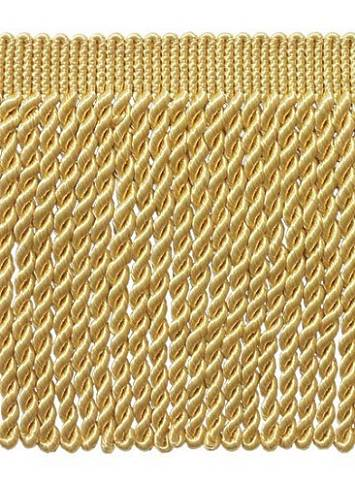 "Gold 6"" Bullion Fringe"