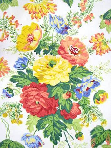 25213 215 Multi Duralee Fabric