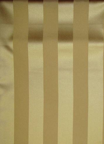 Victorian Gold Satin Stripe